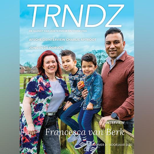 TRNDZ - Het leukste tijdschrift va Zoetermeer