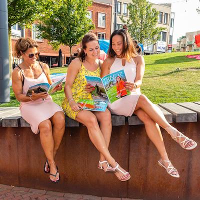 TRNDZ advertorial lezers magazine Zoetermeer