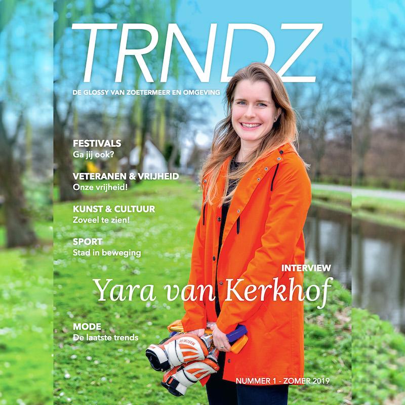 Het tijdschrift van Zoetermeer