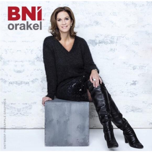 Annemarie van Gaal workshop bij BNI Zoetermeer