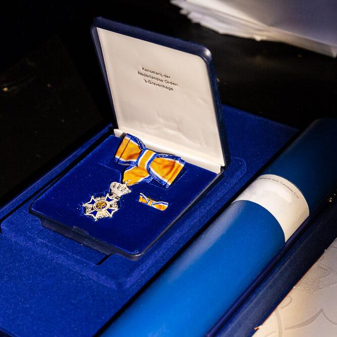 Koninklijke onderscheidingen in Zoetermeer