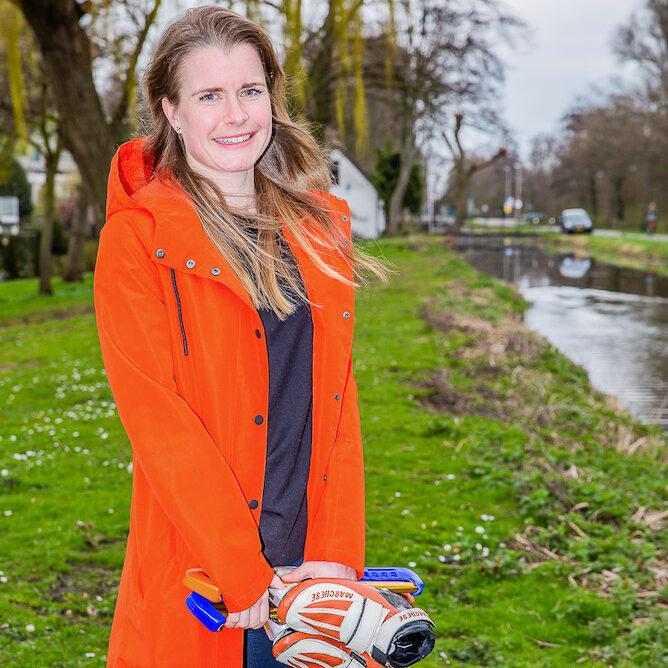 Olympische medaillewinnaar Yara van Kerkhof in gesprek met TRNDZ