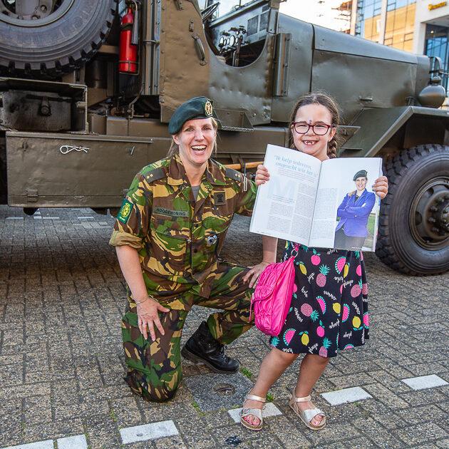 Maaike Hoogwoning - Oorlogsveteraan uit Zoetermeer